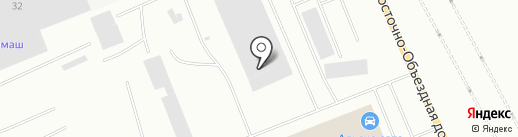 AKSAUTO51 на карте Мурманска