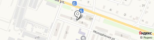 Пересвет, продуктовый магазин на карте Мичуринского