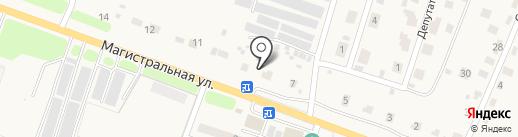 Производственная компания на карте Мичуринского