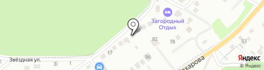 КаркасДомСтрой на карте Брянска
