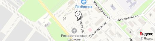 Брянский Хлеб на карте Добруня
