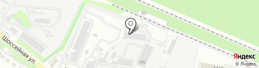 Ивком на карте Брянска