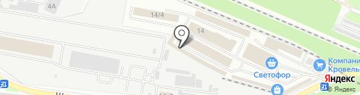 Ваша банька на карте Брянска