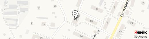 Врачебная амбулатория на карте Мелиоративного