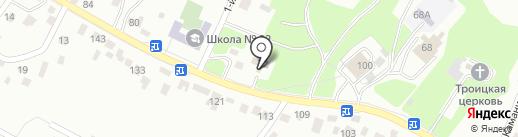 Дом культуры на карте Брянска