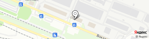 Брянское специальное конструкторское бюро, ПАО на карте Брянска