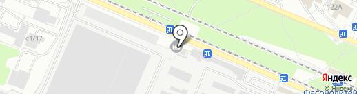 Проминструмент на карте Брянска