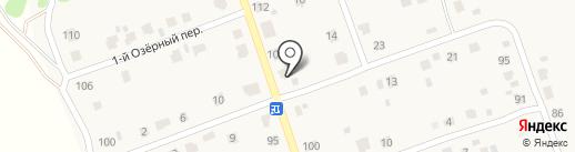 Автотранзит 32 на карте Брянска