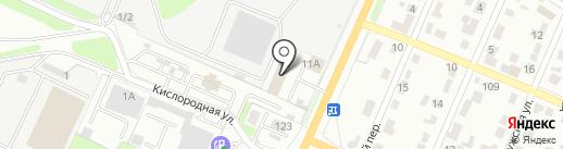DoC CaR на карте Брянска