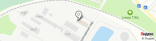 saprptz на карте Петрозаводска