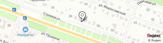 ЭКСМА на карте Брянска