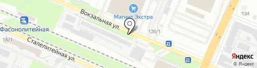 Завод готовых теплиц на карте Брянска