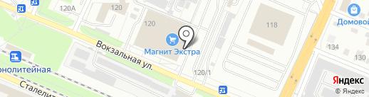 Банкомат, Промсвязьбанк, ПАО на карте Брянска