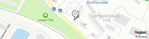 MobilSportSki на карте Петрозаводска