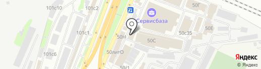 Магазин шахтинской плитки на карте Брянска
