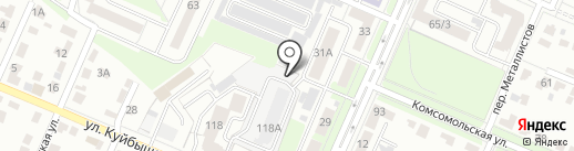 Dolche vita на карте Брянска