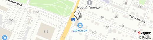 Хамелеон-Авто на карте Брянска