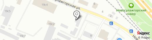 Avto Декор на карте Петрозаводска