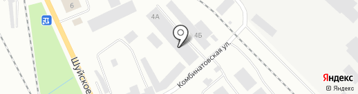 BEKKER на карте Петрозаводска