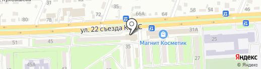 ФотоМикс на карте Брянска