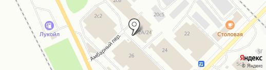 Мини-кафе на карте Петрозаводска