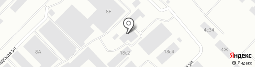 Онежец-ПТЗ на карте Петрозаводска