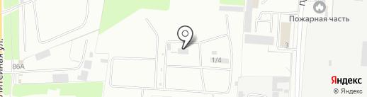 Магистраль+ на карте Брянска