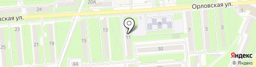 Хозяйская лавка на карте Брянска