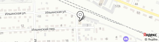 Салон жалюзи на карте Брянска