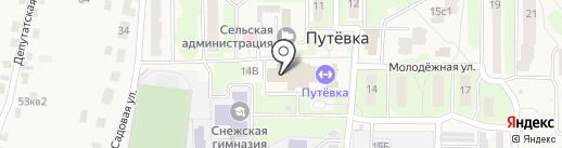 Логопедический центр на карте Путевки