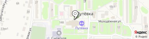 Non-Stop на карте Путевки