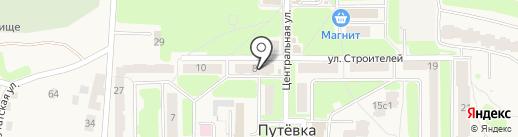 Айболит на карте Путевки