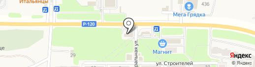 Вкусняша на карте Путевки