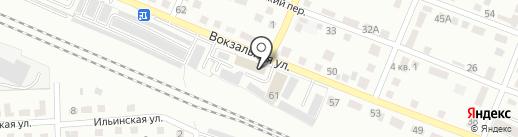 БРЭКЕР на карте Брянска