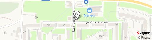 Универсальный магазин Ивашкина Г.А. на карте Путевки