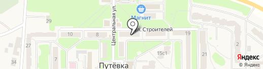 Сантехдом на карте Путевки
