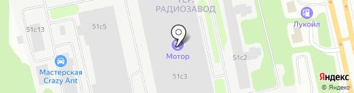 Cheers garage на карте Петрозаводска