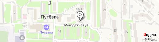 Фантазия на карте Путевки