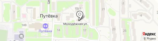Магазин сантехники на карте Путевки