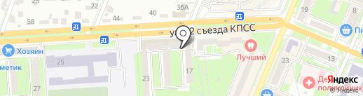 Vaping Boom на карте Брянска