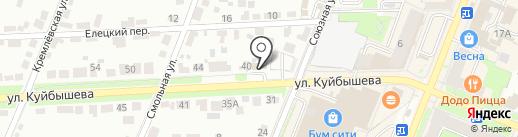АвтоStyle на карте Брянска