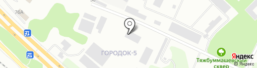 Aviator Tour на карте Петрозаводска