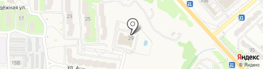 Отделение надзорной деятельности на карте Путевки