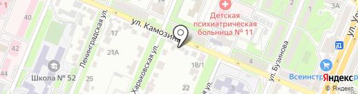 Govenko.ru на карте Брянска