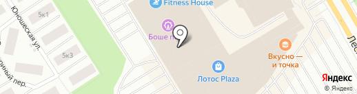 DaVita на карте Петрозаводска