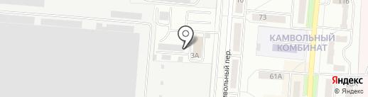 BOXERmaG на карте Брянска