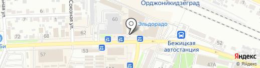 kari на карте Брянска