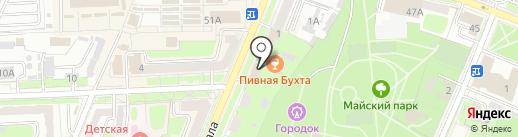 Мастер Плюс на карте Брянска