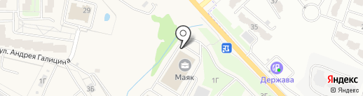 BAU HALL на карте Путевки