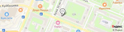 Black Cat на карте Брянска